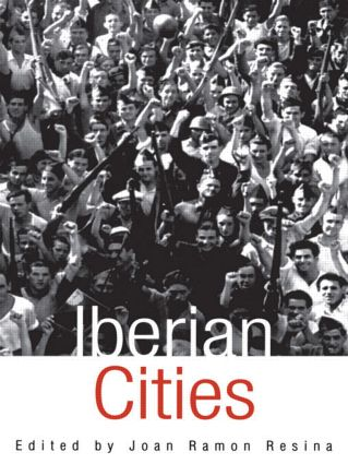 Iberian Cities book cover