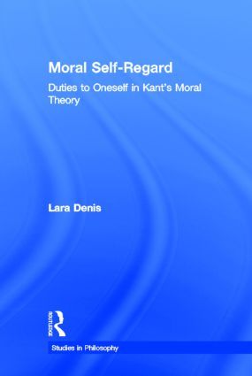 Moral Self-Regard