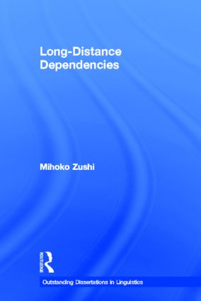 Long-Distance Dependencies book cover