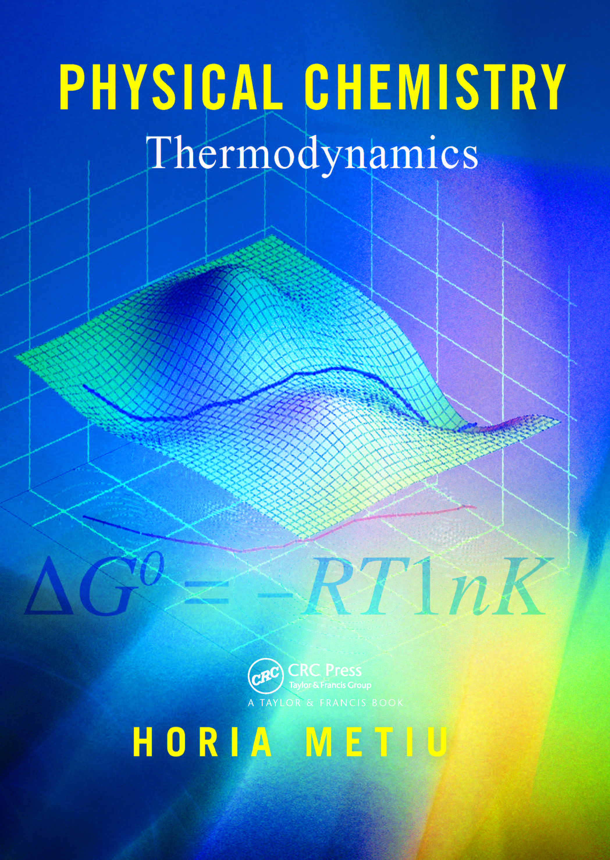 Physical Chemistry: Thermodynamics, 1st Edition (Paperback) book cover