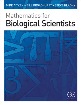 Mathematics for Biological Scientists: 1st Edition (Paperback) book cover
