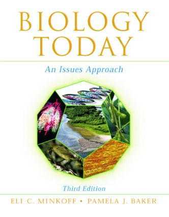Biology Today: An Issues Approach, 3rd Edition (Paperback) book cover