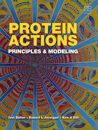 Protein Actions: Principles and Modeling, 1st Edition (Paperback) book cover