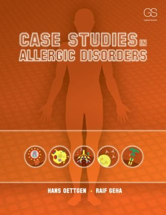 Case Studies in Allergic Disorders: 1st Edition (Paperback) book cover