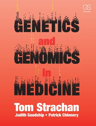 Genetics and Genomics in Medicine: 1st Edition (Paperback) book cover