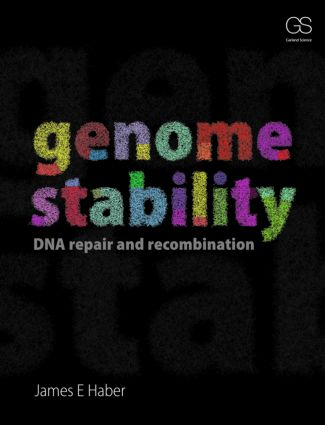 Genome Stability: DNA Repair and Recombination, 1st Edition (Paperback) book cover