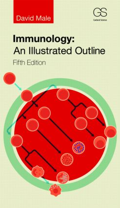 Immunology: An Illustrated Outline, 5th Edition (Paperback) book cover
