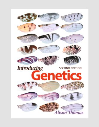 Introducing Genetics: From Mendel to Molecules, 2nd Edition (Paperback) book cover