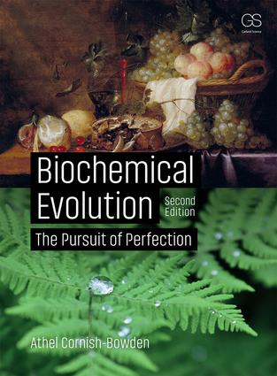 Biochemical Evolution: The Pursuit of Perfection, 2nd Edition (Paperback) book cover