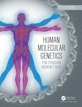 Human Molecular Genetics: 5th Edition (Paperback) book cover