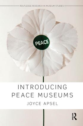 Introducing Peace Museums book cover