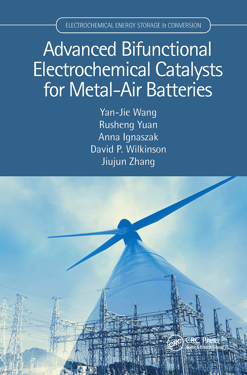 Advanced Bifunctional Electrochemical Catalysts for Metal-Air Batteries book cover