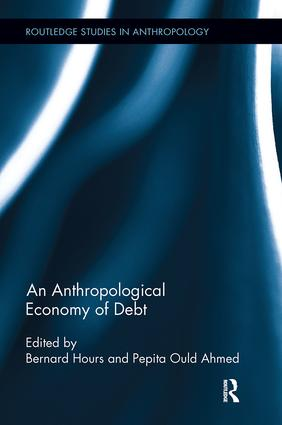 An Anthropological Economy of Debt book cover