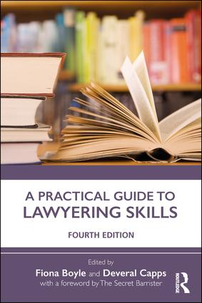 A Practical Guide to Lawyering Skills: 4th Edition (e-Book) book cover