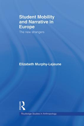 Student Mobility and Narrative in Europe: The New Strangers book cover