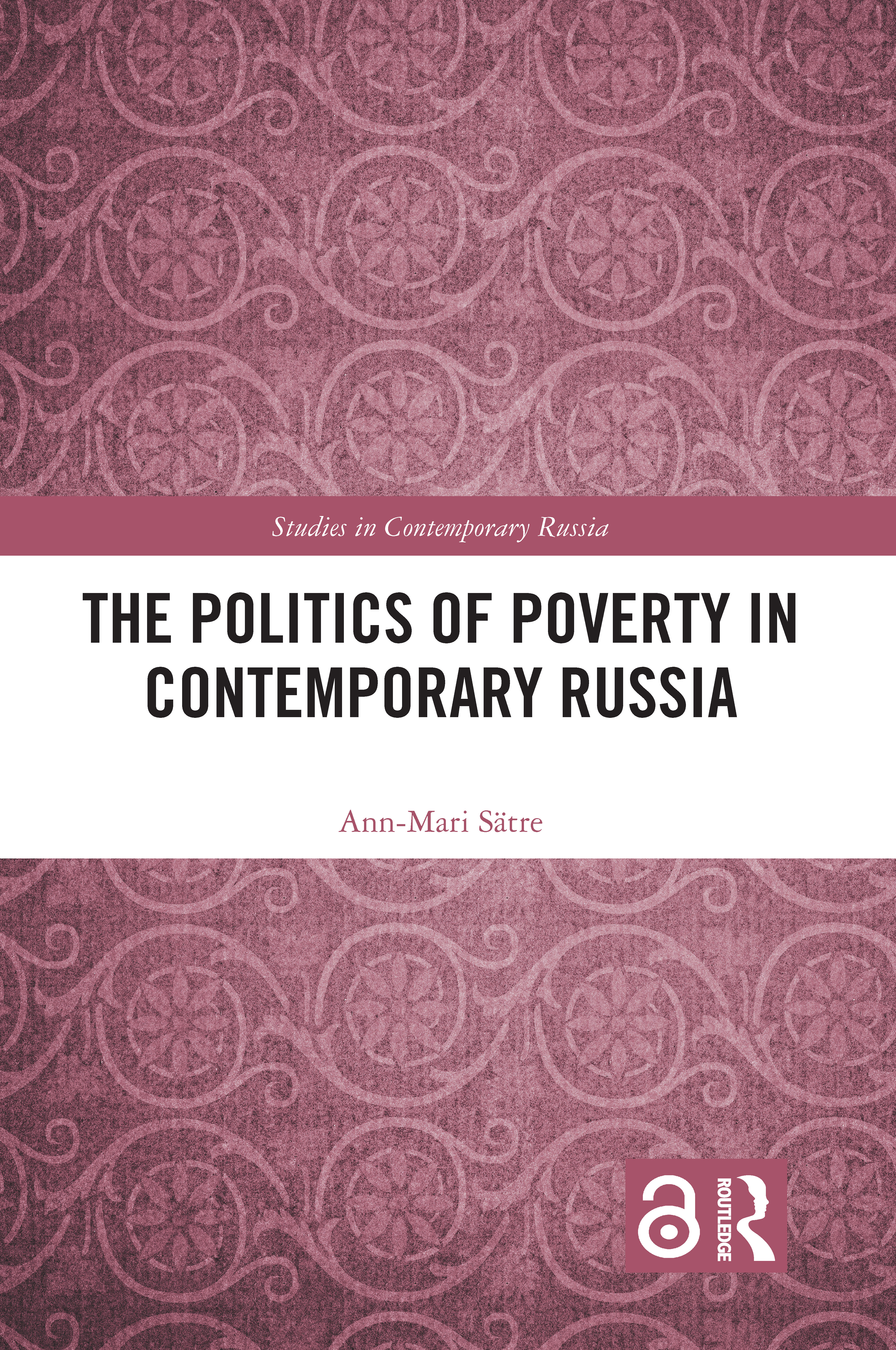 The Politics of Poverty in Contemporary Russia book cover