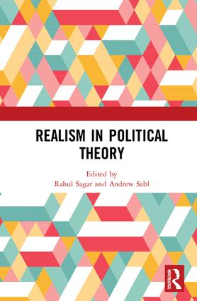 Realism in Political Theory book cover