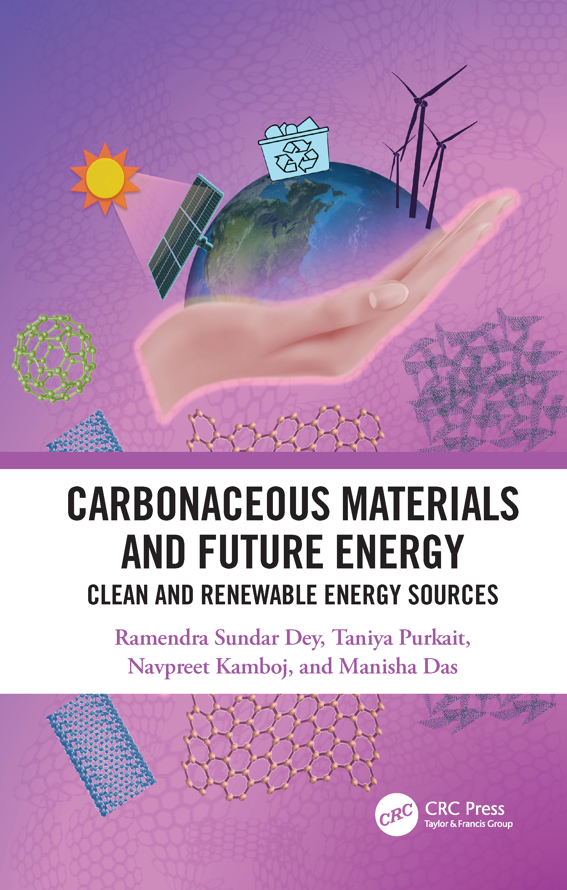 Carbonaceous Materials and Future Energy: Clean and Renewable Energy Sources book cover
