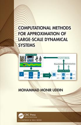 Computational Methods for Approximation of Large-Scale Dynamical Systems: 1st Edition (Hardback) book cover