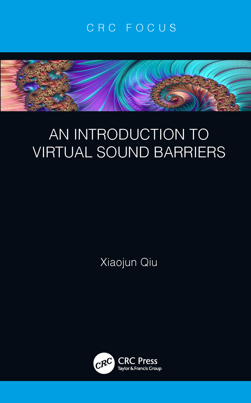 An Introduction to Virtual Sound Barriers: 1st Edition (Hardback) book cover