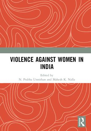 Violence against Women in India: 1st Edition (Hardback) book cover