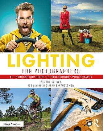 Lighting for Photographers: An Introductory Guide to Professional Photography book cover