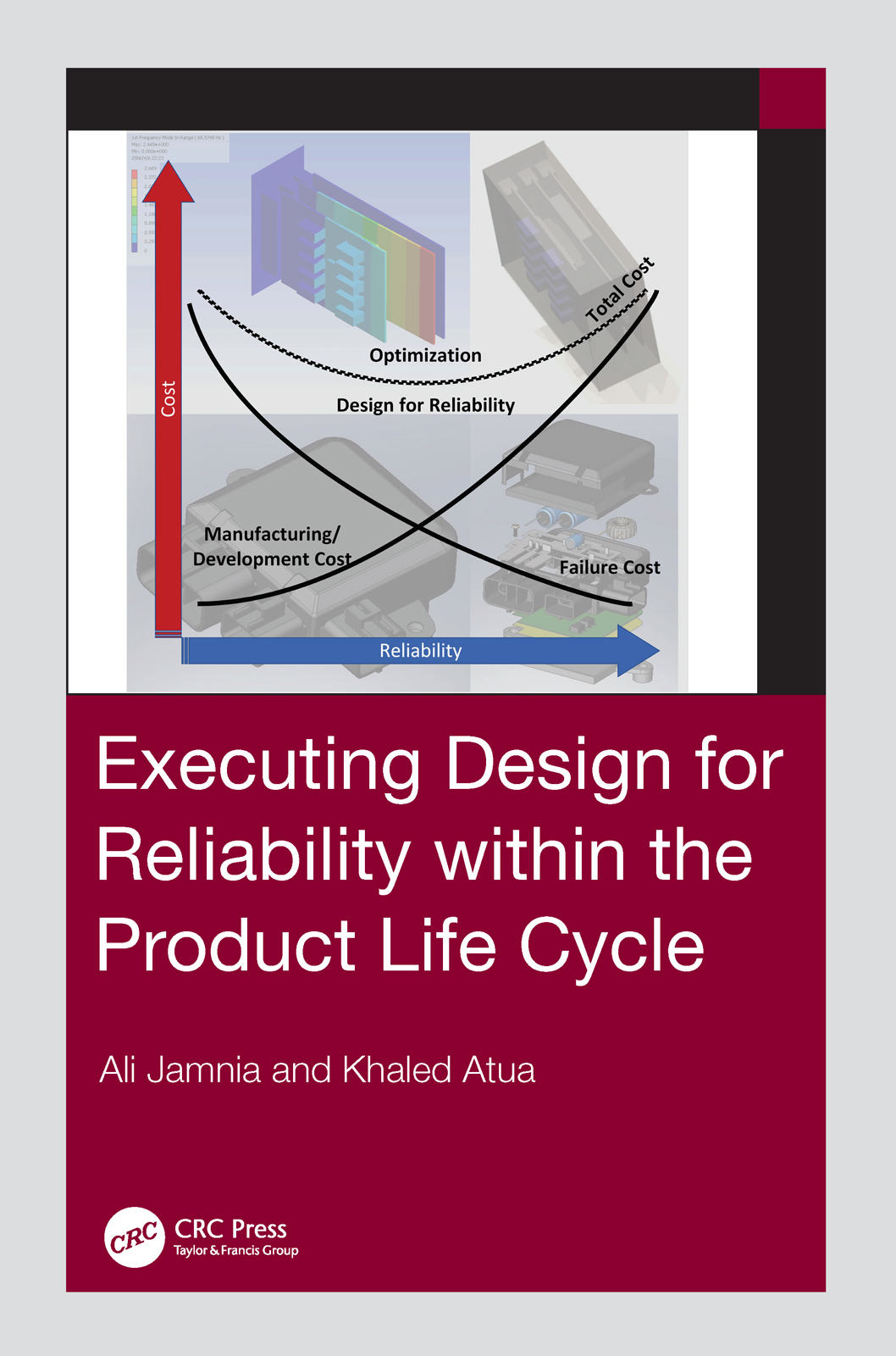 Executing Design for Reliability Within the Product Life Cycle: 1st Edition (Hardback) book cover