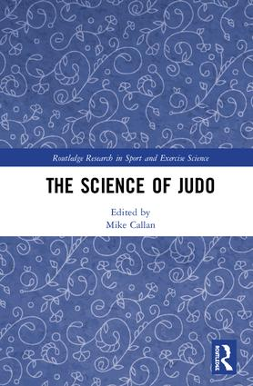 The Science of Judo book cover