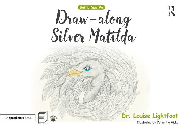Draw Along With Silver Matilda: Get to Know Me: Depression book cover