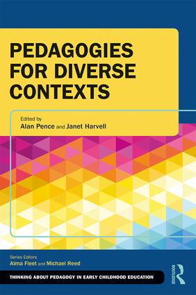 Pedagogies for Diverse Contexts: 1st Edition (Paperback) book cover