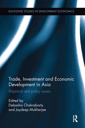 Trade, Investment and Economic Development in Asia: Empirical and policy issues book cover