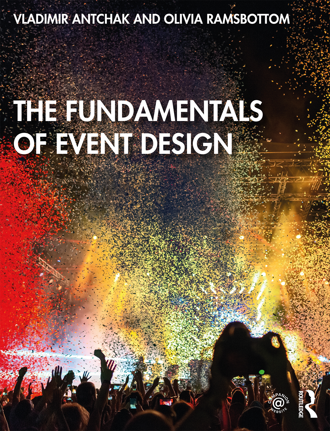 The Fundamentals of Event Design: 1st Edition (Paperback) book cover
