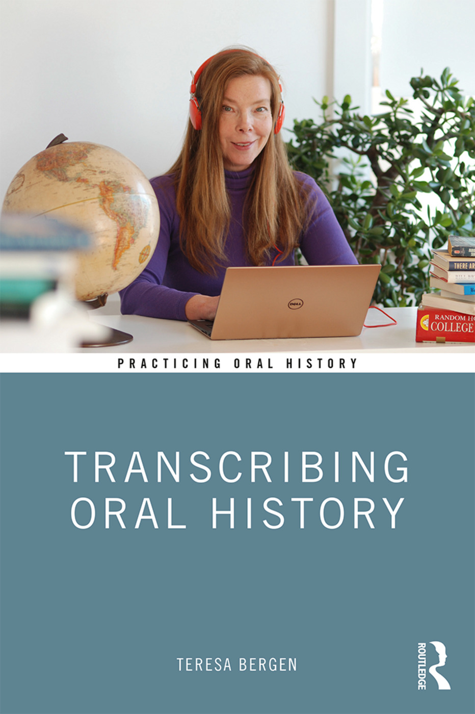 Transcribing Oral History: 1st Edition (Paperback) book cover