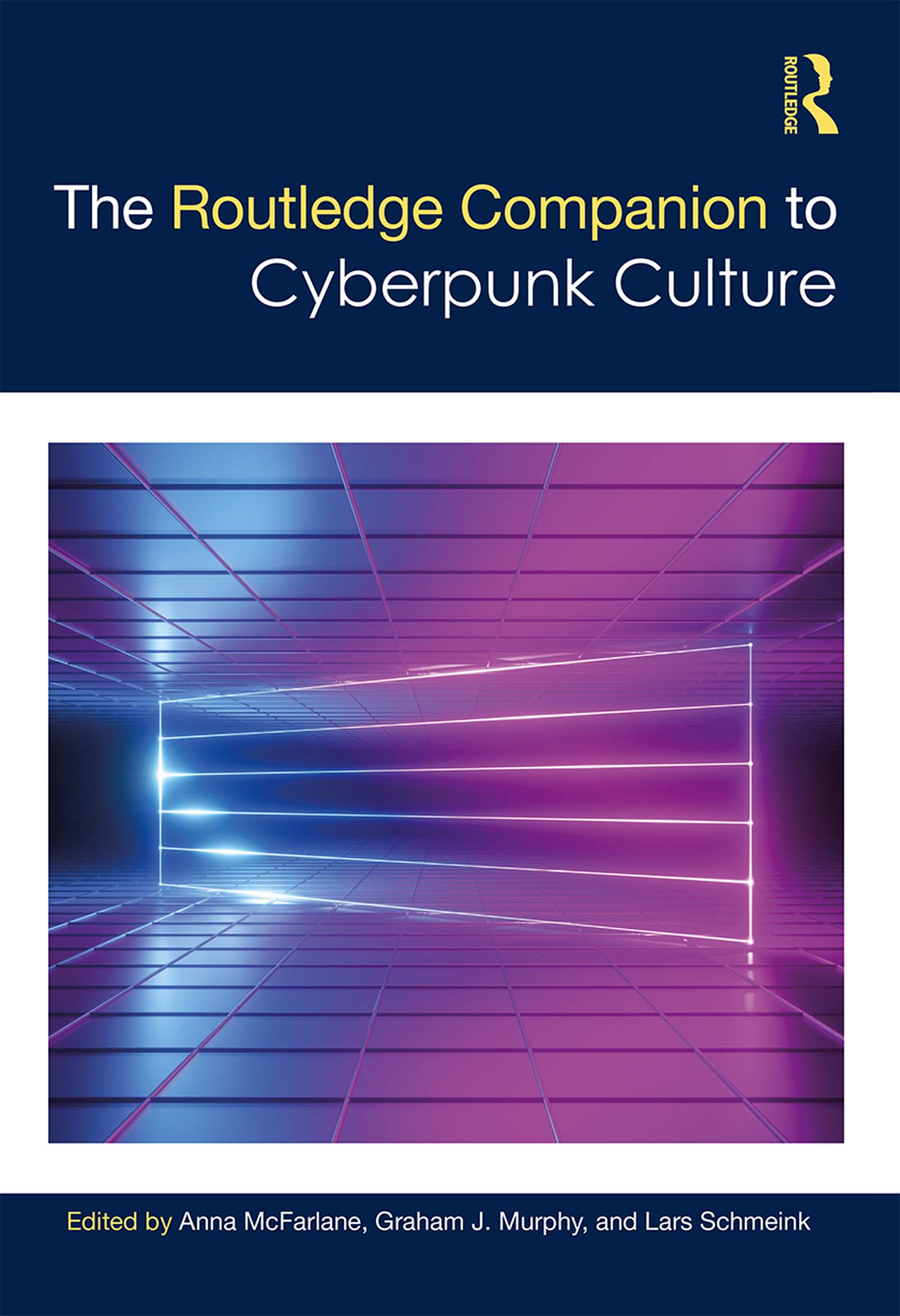 The Routledge Companion to Cyberpunk Culture book cover