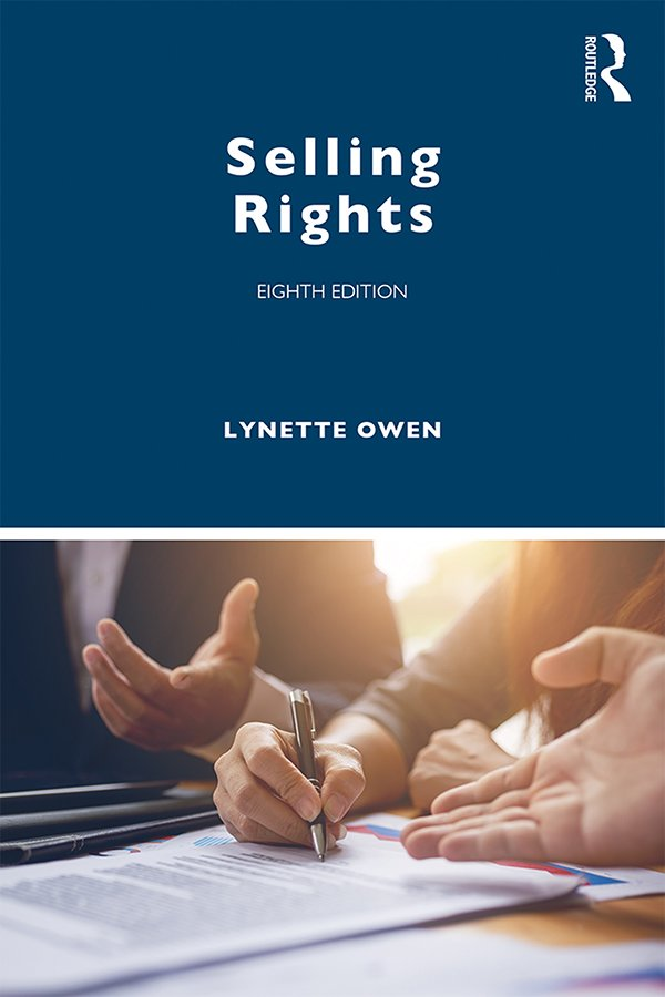 Selling Rights book cover