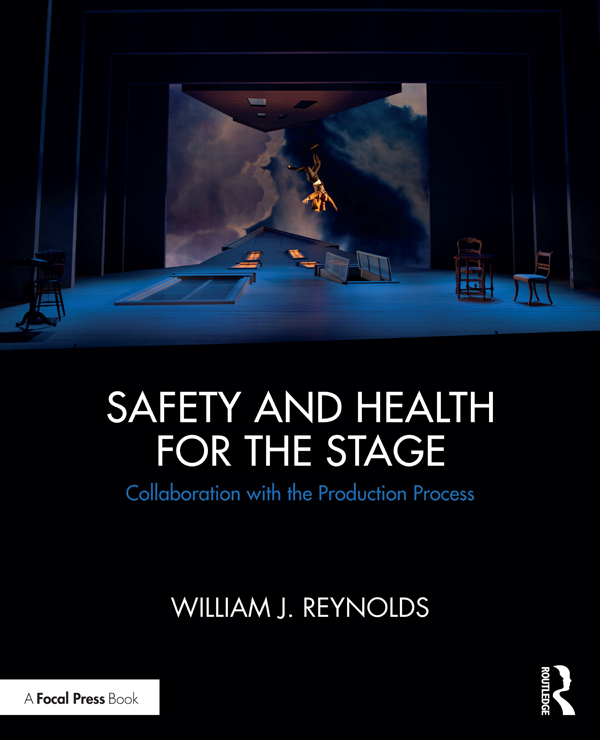 Safety and Health for the Stage: Collaboration with the Production Process book cover