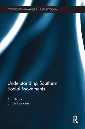 Understanding Southern Social Movements: 1st Edition (Paperback) book cover