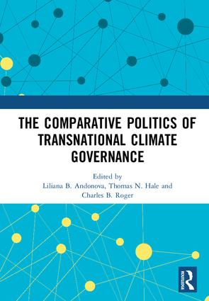 The Comparative Politics of Transnational Climate Governance (Hardback) book cover