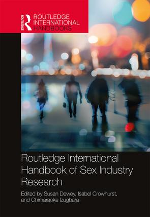 Routledge International Handbook of Sex Industry Research book cover
