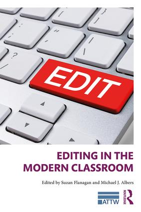 Editing in the Modern Classroom book cover