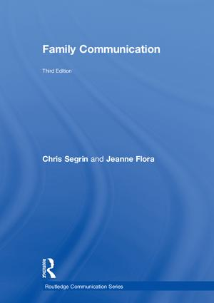 Defining Family Communication and Family Functioning