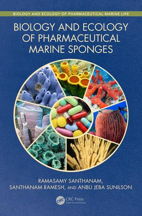 Biology and Ecology of Pharmaceutical Marine Sponges book cover