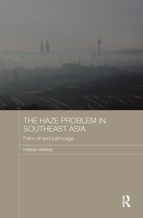 The Haze Problem in Southeast Asia: Palm Oil and Patronage book cover