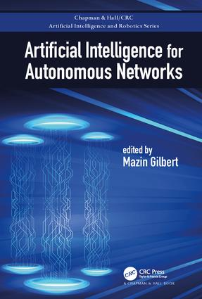 Artificial Intelligence for Autonomous Networks: 1st Edition (Hardback) book cover