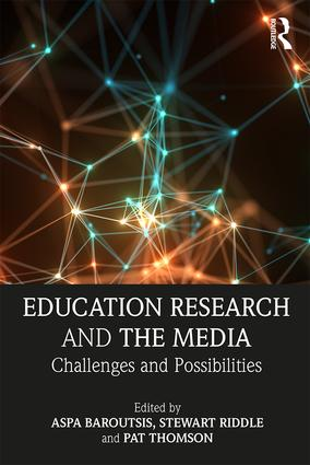 Education Research and the Media: Challenges and Possibilities book cover
