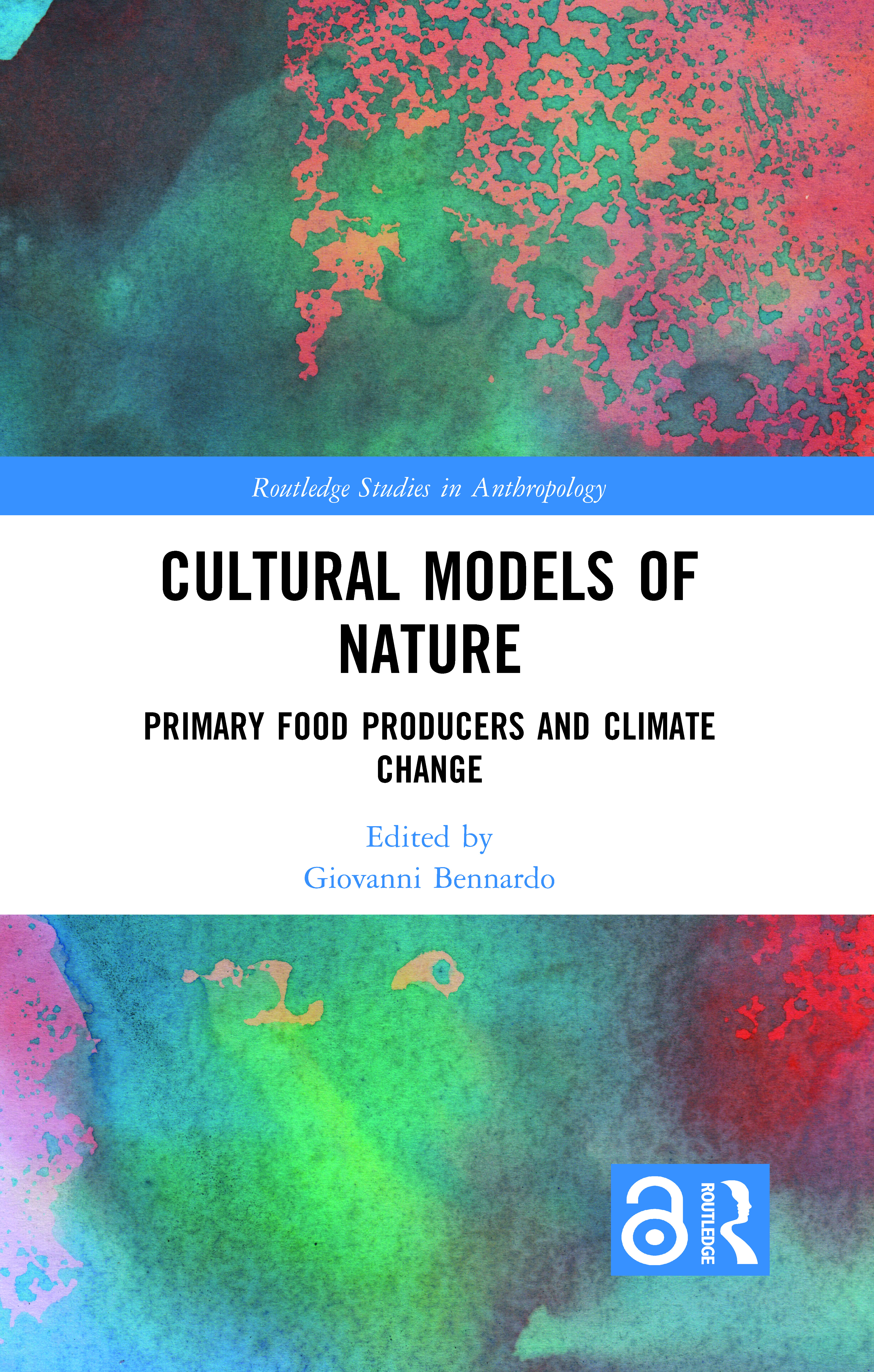 Cultural Models of Nature: Primary Food Producers and Climate Change book cover