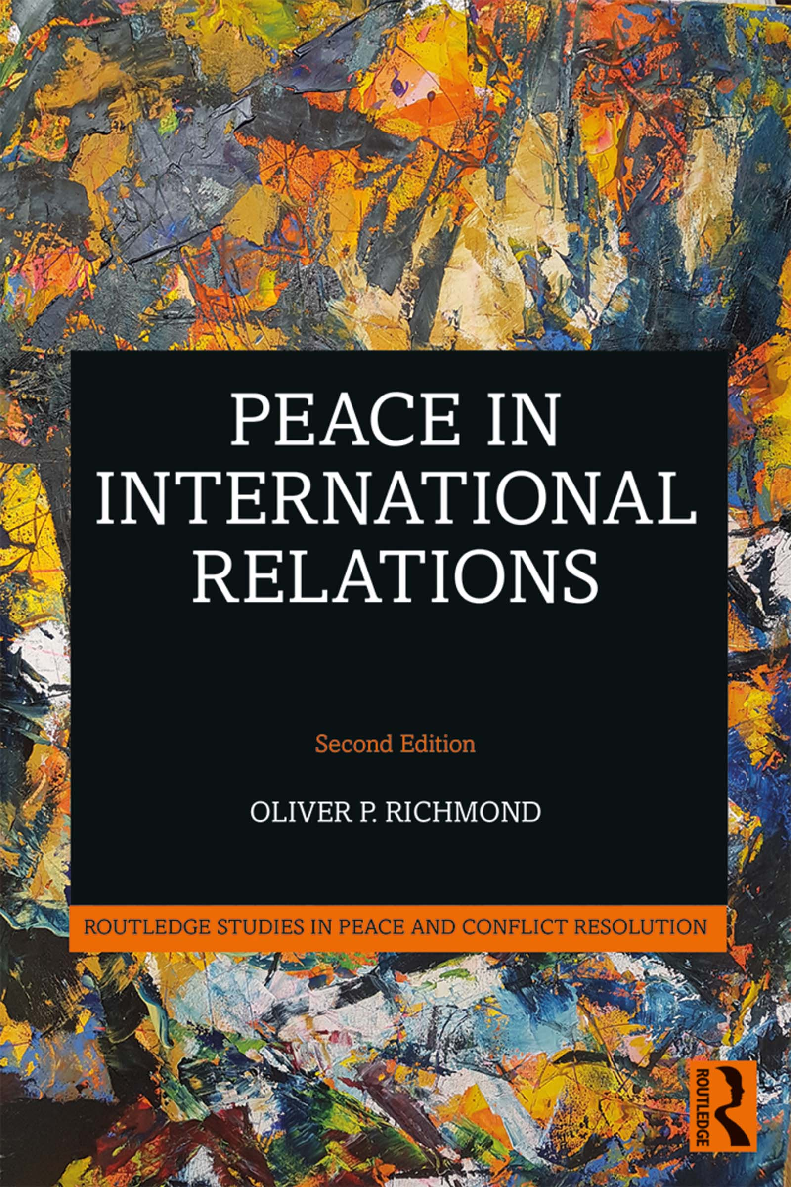Peace in International Relations book cover