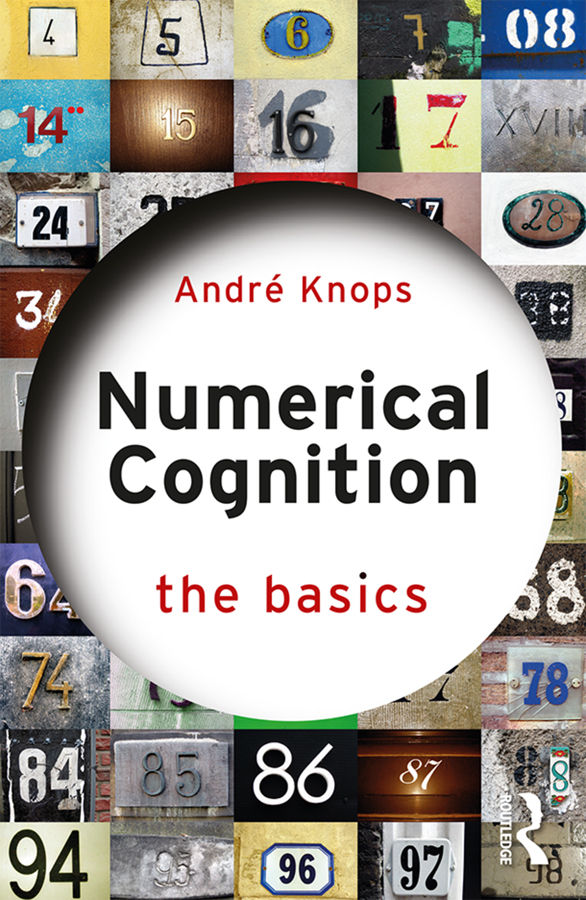 Numerical Cognition: 1st Edition (Paperback) book cover