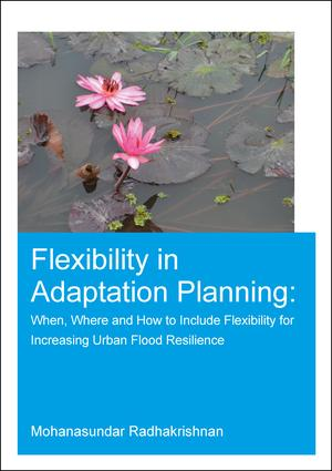 Flexibility in Adaptation Planning: When, Where and How to Include Flexibility for Increasing Urban Flood Resilience, 1st Edition (Paperback) book cover
