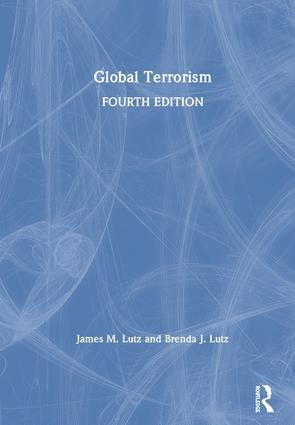 Global Terrorism book cover